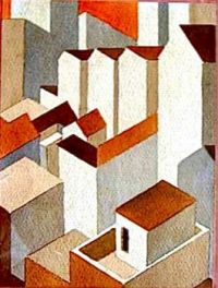 Abstract Buildings, Frank Hinder