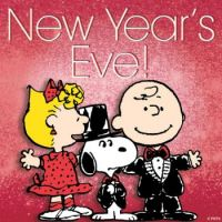 New Years Charlie Brown 1