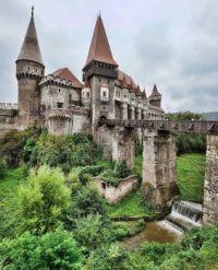 chateau Corvin Roumanie