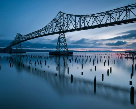 Bridge, Astoria, Oregon :-))