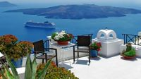 Gorgeous view in Greece
