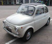 "Fiat 500F ""Bambino"" - 1966"