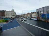 Copenhagen's Kissing Bridge