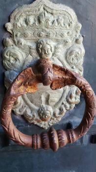 Dubrovnik door knocker