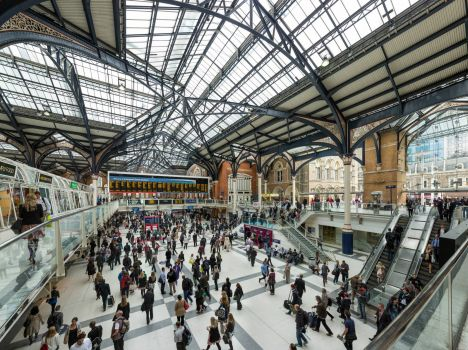 Liverpool Street Station - London