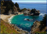 McWay Falls in Big Sur - California