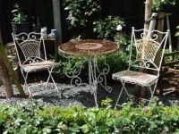In my garden/ In mijn tuintje