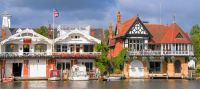 Boathouses, Henley-on-Thames
