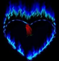 My heart is burning for.... :-)