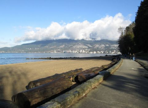 Third Beach Stanley Park