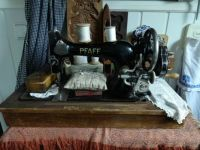 Old sewingmachine