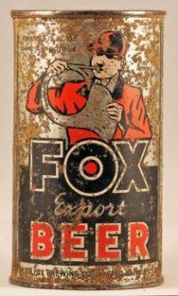 Fox Export Beer - Lilek #289