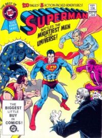 Superman Against The Mightiest Men In The Universe