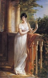 Portrait de Madame d'Arjuzon
