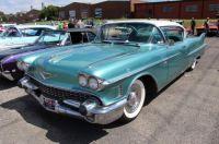 "Cadillac (Series 62) ""Coupé de Ville"" - 1958"