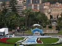 Monte Carlo Fountain