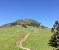 Bishops Peak - back side