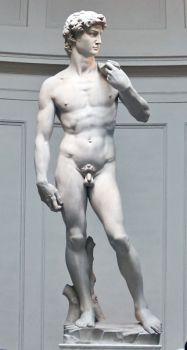 Statue of David (Michelangelo)