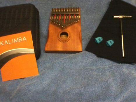 KALIMBA: Musical Instrument