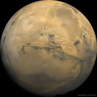 """Valles Marineris: The Grand Canyon of Mars"""