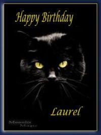 Happy Birthday Laurel