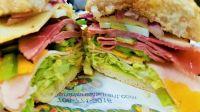 Starship Restaurant Sandwich trays