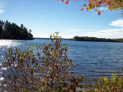 On Golden Pond (Squam Lake, NH)