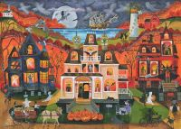 One Ghostly Halloween Night