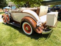 Plymouth, 1933 convertible