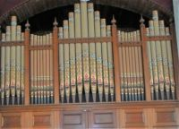 Kelton Church Organ Pipes 2