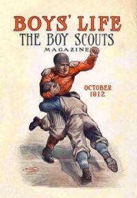 Boys Life magazine October 1912