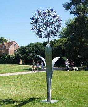 Greys Court Sculpture Exhibition.
