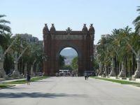 Barcelona. Arch de Triumph