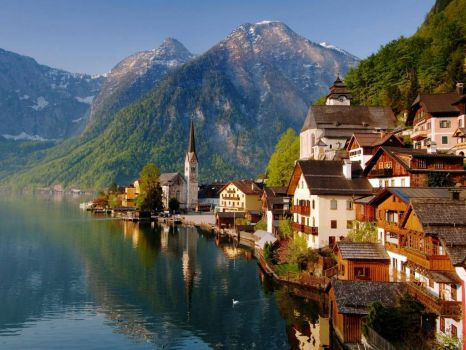 Europe Tour 1 - Hallstatt Austria