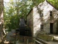 Grist mill at Norris, TN