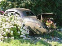 Vintage flowerpot
