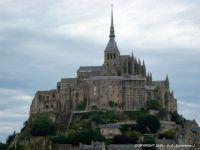 FRANCE - Normandy - Mont Saint Michel Abbey