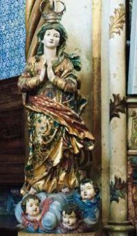 Madonna, Portugese Church