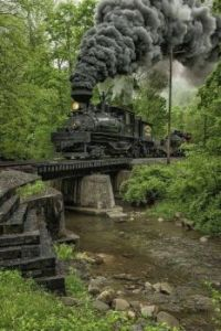 Train....West Virginia