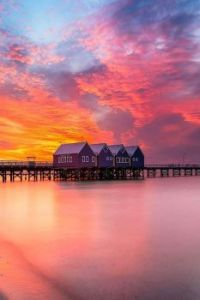 Sunset from Busselton Jetty