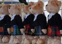 Scottish Bears - Large