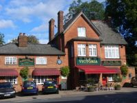 The Victoria, Oxshott, Surrey.  Photo by Colin Smith