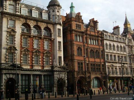 Victorian Row Houses, London