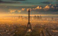 Overlooking Paris