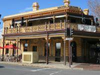 Historic Public House, North Adelaide, South Australia