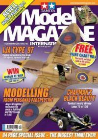 Tamiya Model Magazine International - Issue December 2010 Issue 182