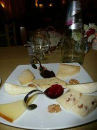Cheese in Orvieto