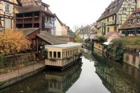 Colmar, a small town in France