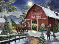 Red Barn A5
