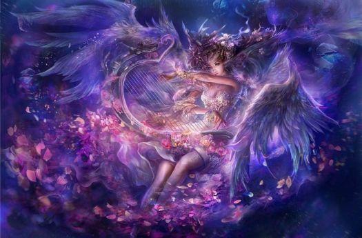 Magische engel